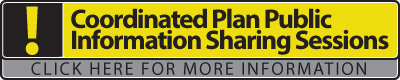 Coordinated Plan Public Information Sharing Sessions